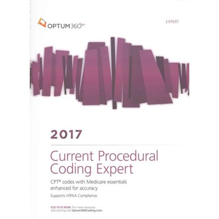 Current Procedural Coding Expert 2017  Cpt Codes With Medicare Essentials Enhanced For Accuracy  Supports Hipaa Compliance