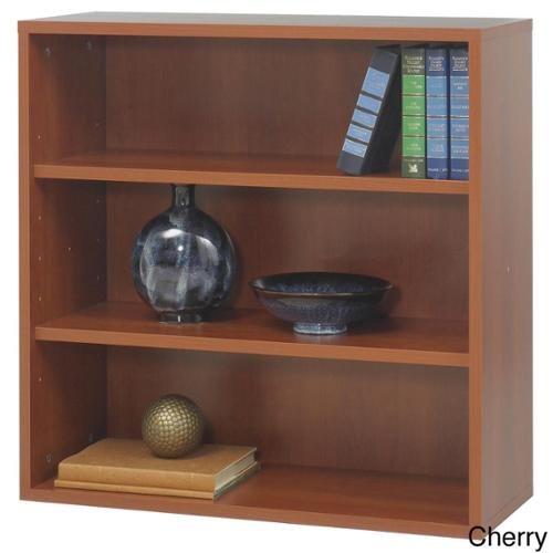 Apres Modular Storage Open Bookcase Cherry