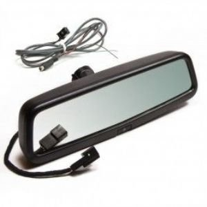 BRANDMOTION 9002-9618 SLIMLINE REAR VISION AUTO DIMMING MIRROR WITH 3.5IN DISPLAY