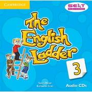 The English Ladder Level 3 Audio Cds
