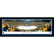 "Nashville Predators 15.5"" x 42"" Select Framed NHL Panoramic - No Size"