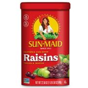 Sun-Maid California Sun-Dried Raisins, 22.58 oz