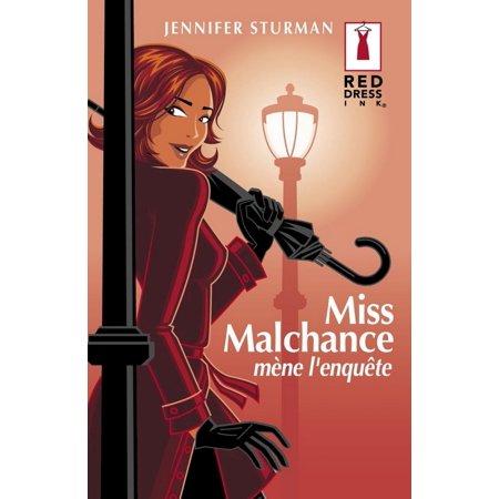Miss Malchance mène l'enquête (Harlequin Red Dress Ink) - eBook (Harlequin Dress)