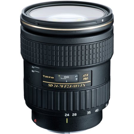 Tokina Full Frame  24-70mm F2.8 FX For Canon (Canon 70 200 F2 8 Price In India)