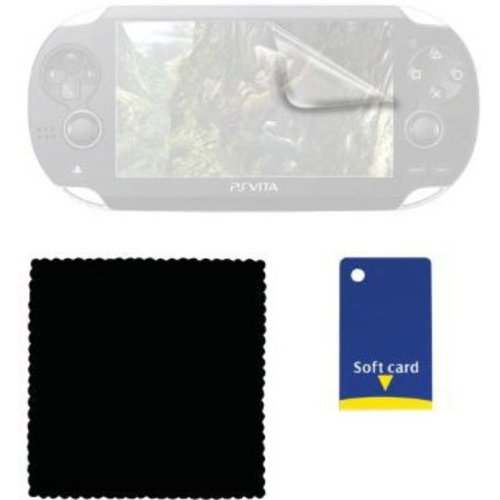CTA Digital PlayStation Vita Screen Protection Kit (PlayStation Vita)