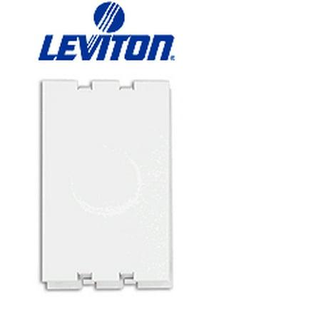 Leviton 47617-PLT R.E.B Recessed Entertainment Box w/ Low Profile Cover