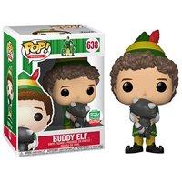 Elf the Movie Funko POP! Movies Buddy the Elf Vinyl Figure [with Raccoon]