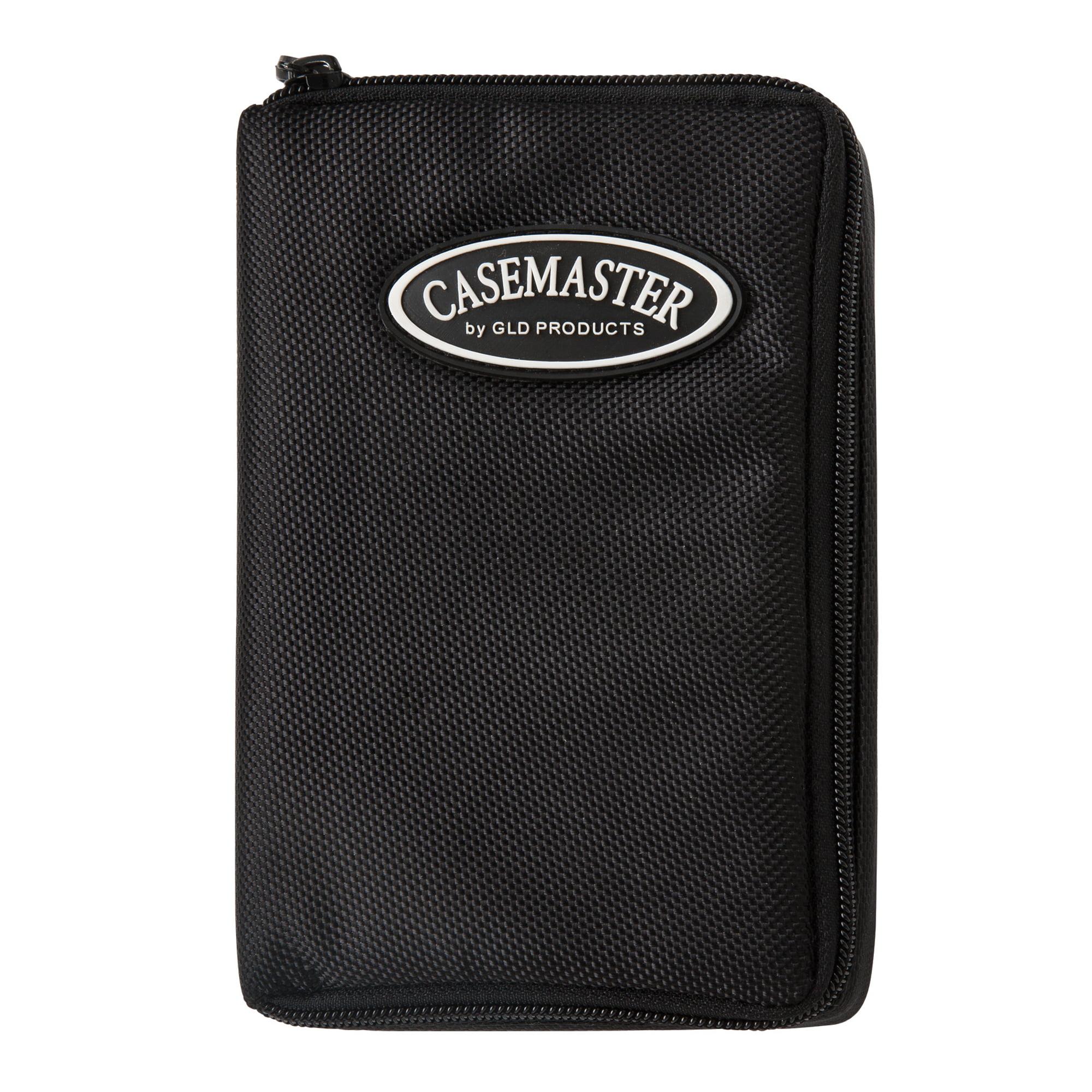 Casemaster Select Black Nylon Dart Case