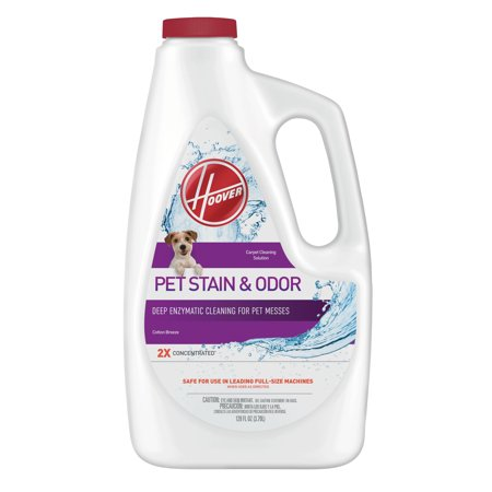 Hoover Pet Stain & Odor Carpet Cleaning Solution AH30931,