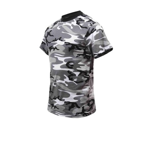 Kids City Camouflage T-Shirt (Kid City Clothing Online)