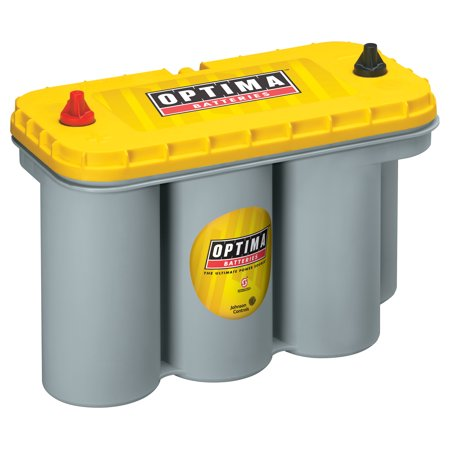 Optima YellowTop Gourp D31T Deep Cycle Battery - Threaded Stud