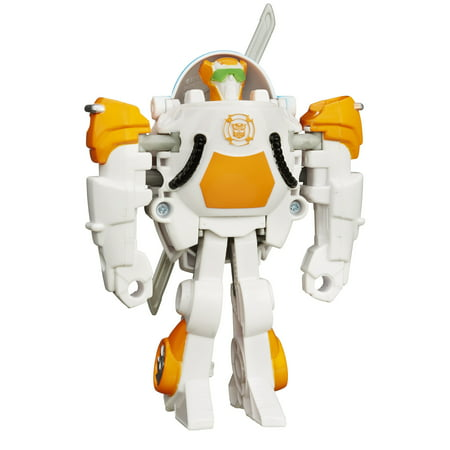 Playskool Heroes Transformers Rescue Bots Blades the Flight-Bot Figure](Rescue Bot)