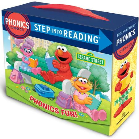 Phonics Fun! (Sesame Street) - Sesame Street Halloween Book