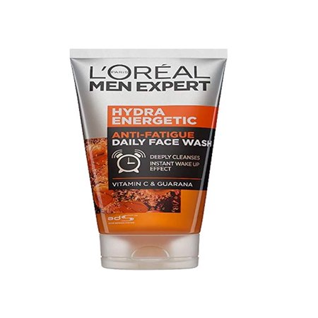 L'Oreal Men's Expert Hydra Energetic Anti Fatigue Daily Face Wash, 150 ml (5.07 Oz) + Cat Line Makeup Tutorial](Halloween Cat Face Tutorial)