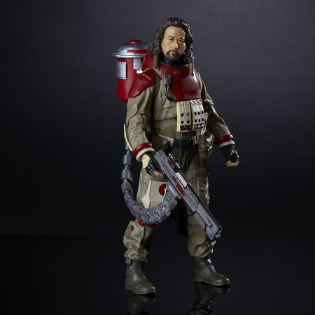 Star Wars Rogue One 6 Inch Action Figure Black Series - Baze (Star Wars Rogue Squadron Ii Rogue Leader Gamecube)
