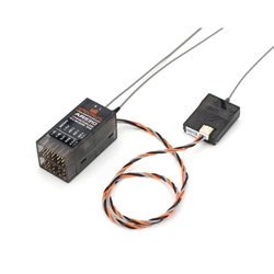 AR9310 9-Channel DSMX Carbon Fuselage Receiver