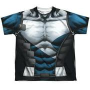 Quantum And Woody Uniform (Front Back Print) Big Boys Sublimation Shirt
