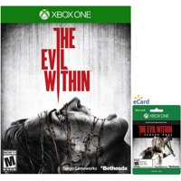 The Evil Within Game and Season Pass (Xbox One)