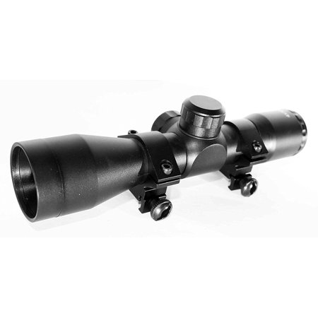 Trinity Hunting 4X32 Scope for Ruger American Rimfire Target rifles. Ruger Hunting Scope