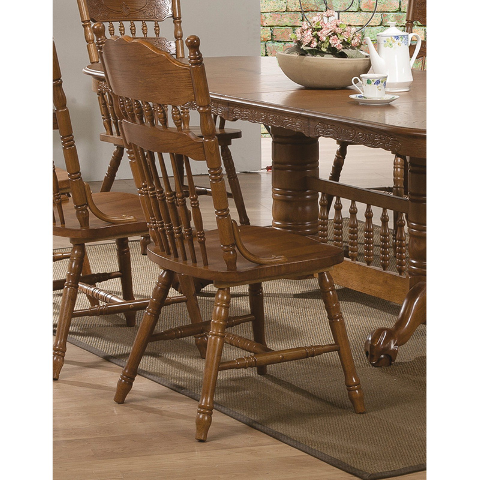 Coaster Furniture Brooks Country Side Chair - Set of 2