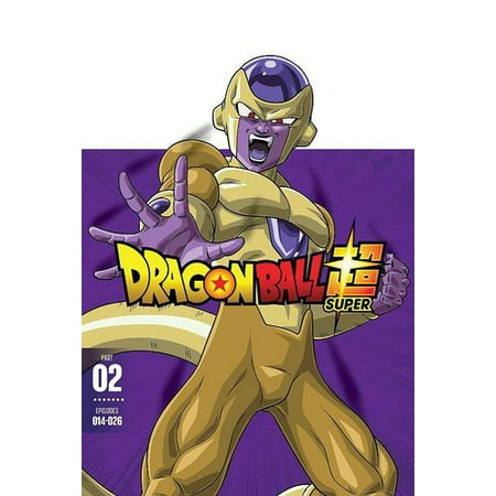 Dragon Ball Super: Part 2 (Blu-ray) (Dragon Ball Super Part 2 Blu Ray)