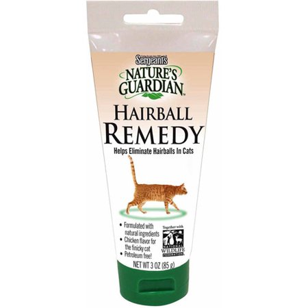 Sergeant S Vetscription Hairball Remedy For Cats