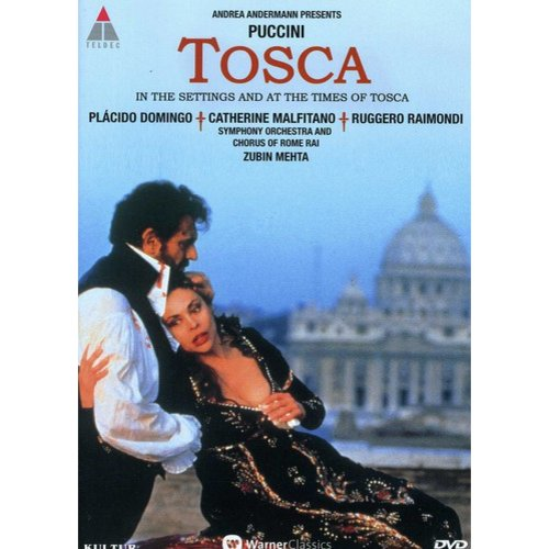 Tosca: In The Settings And At The Times Of Tosca (Full Frame)