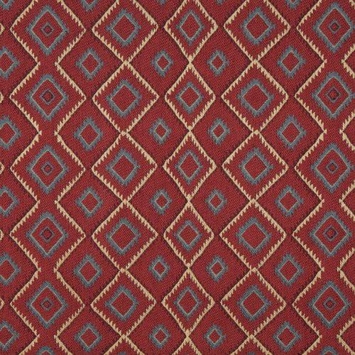 Wildon Home  Southwest Diamond Chenille Fabric