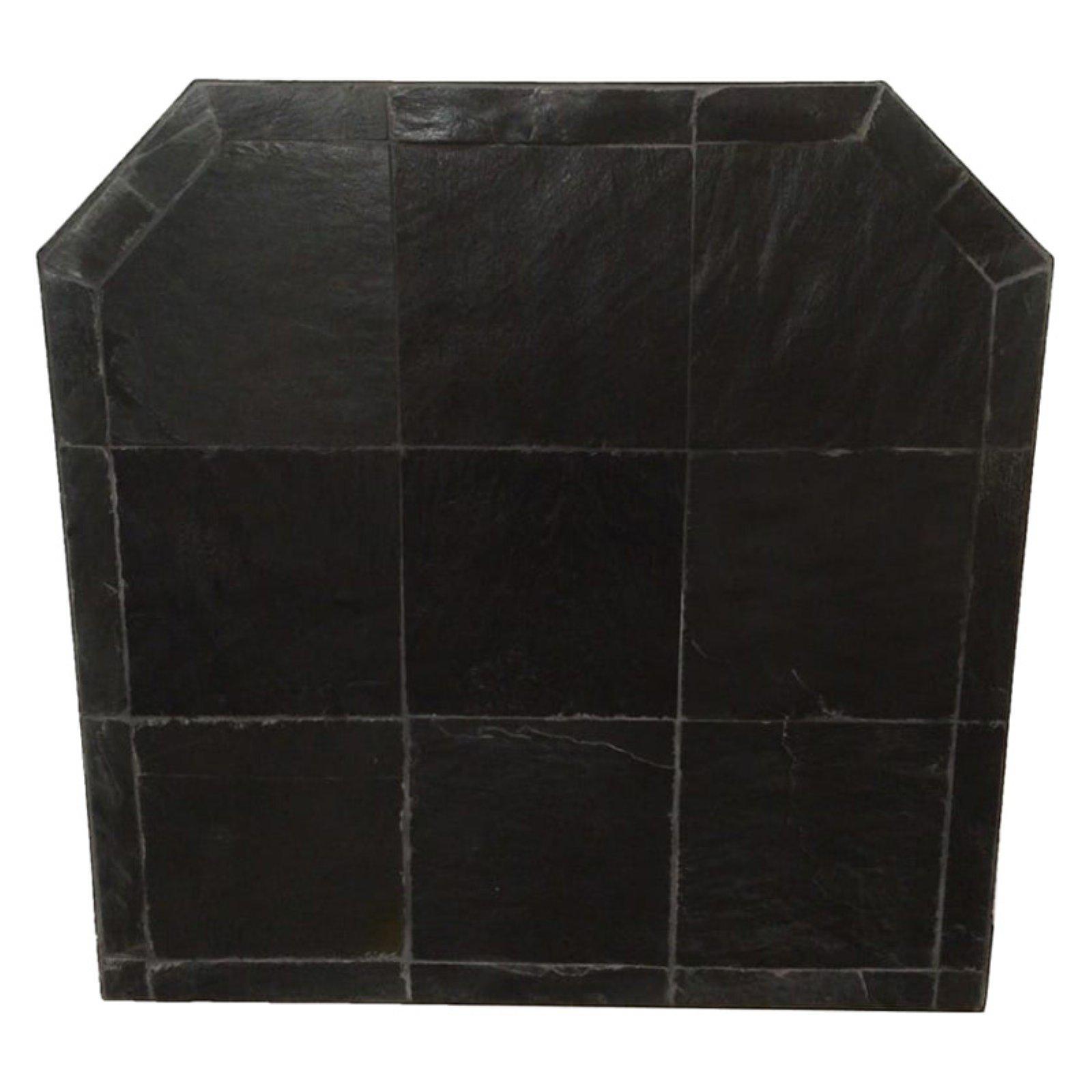 HearthSafe Black Slate Standard Hearth Pad