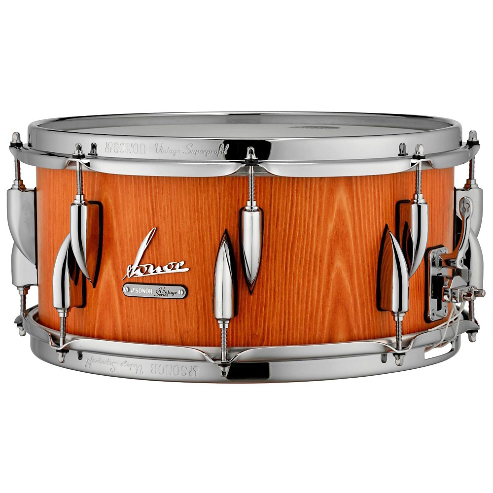 Sonor Vintage Series Snare Drum 14 x 5.75 in. Vintage Natural by Sonor