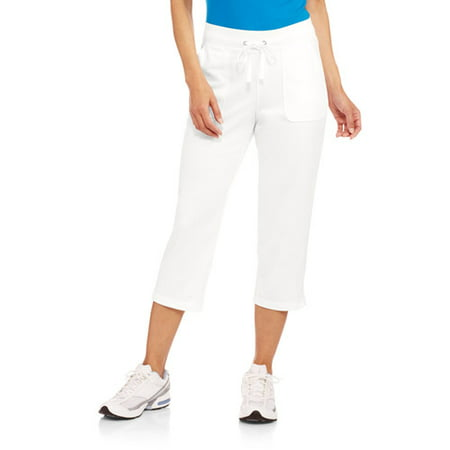 White Stag Women's Basic Capri Pants - Walmart.com