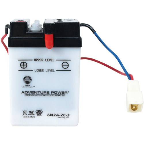 UPG 41505 6N2A-2C-3, Conventional Power Sports Battery