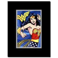 Wonder Woman Framed Movie Poster