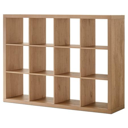 Better Homes & Gardens 12-Cube Storage Organizer, Multiple Finishes