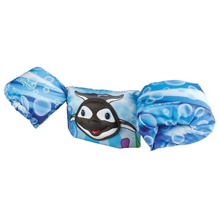 - Stearns Puddle Jumper Deluxe 3D Child Life Jacket, Orca