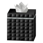 NU Steel Giraffe Boutique Tissue Box Cover