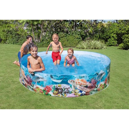 Intex 8ft X 18inch Snapset Pool - Walmart.com