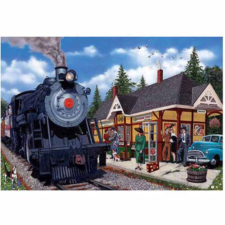 Kirkland Lake Station Puzzle