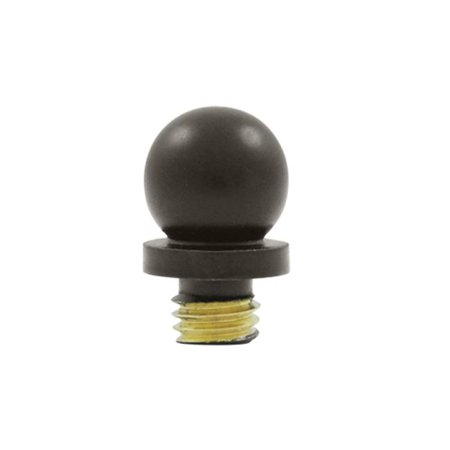 Ball Tip, Oil Rubbed Bronze - Solid Brass Bronze Ball Tip