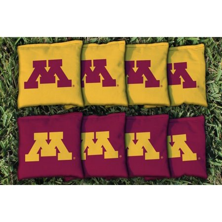 Minnesota Golden Gophers Cornhole Kernel-Filled Bag Set - No (Minnesota Gopher Tailgating)