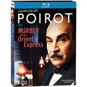 Agatha Christie's Poirot: Murder on the Orient Express Blu-ray by ACORN MEDIA