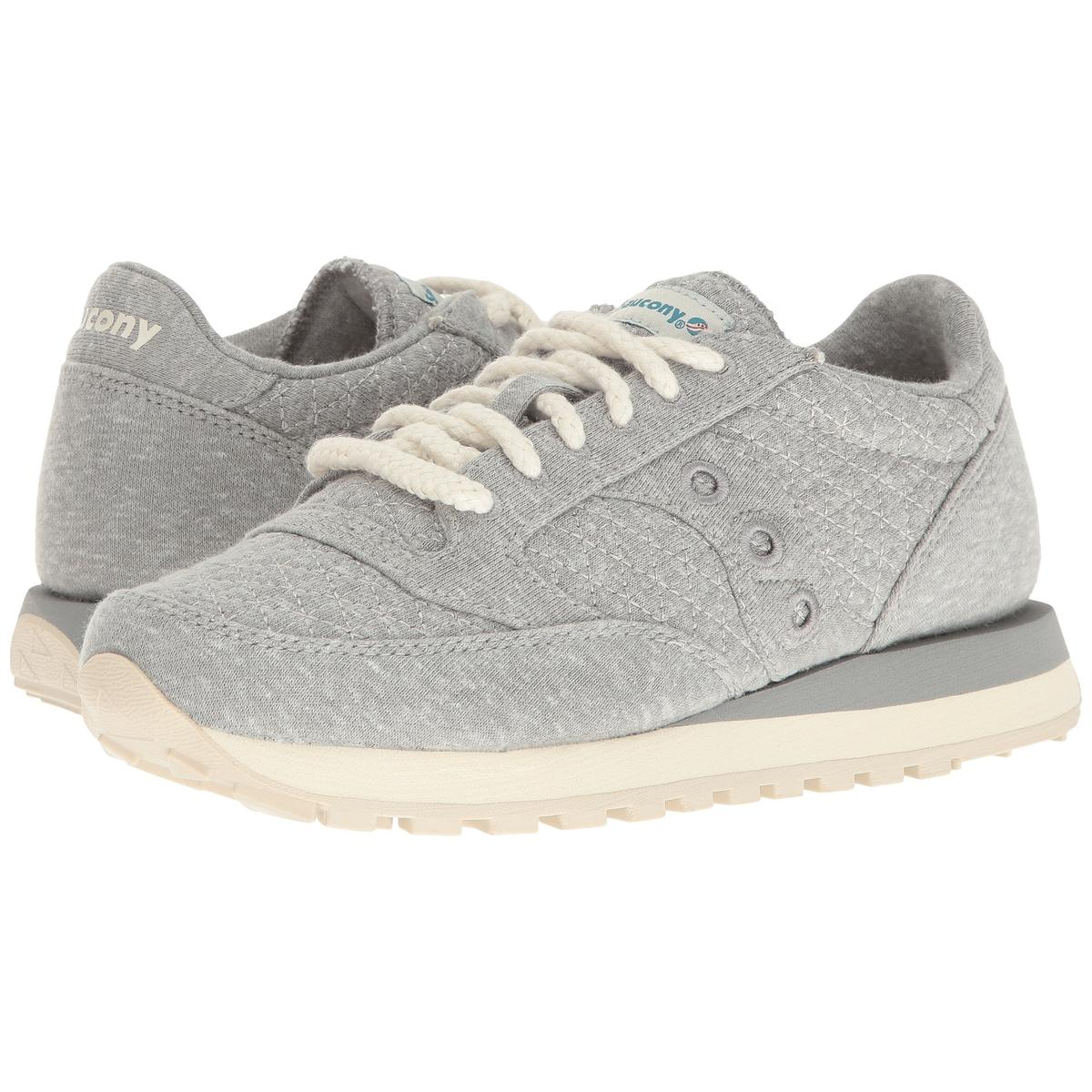Saucony Jazz Original Womens Grey Sneakers by Saucony