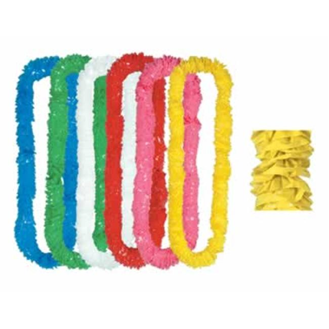 Beistle - 66357-432 - Soft-Twist Poly Leis - Pack of 432