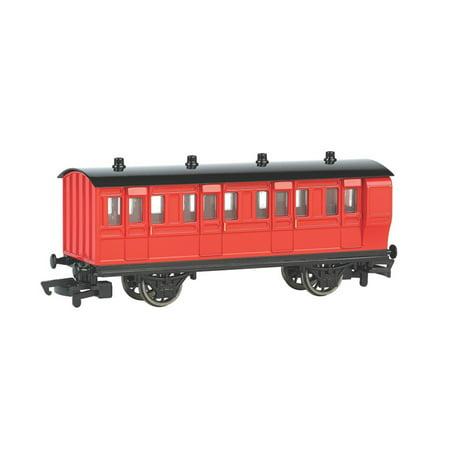 Bachmann Trains HO Scale Thomas & Friends Red Brake Coach Train