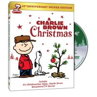 A Charlie Brown Christmas: 50th Anniversary (Deluxe Edition) (DVD)
