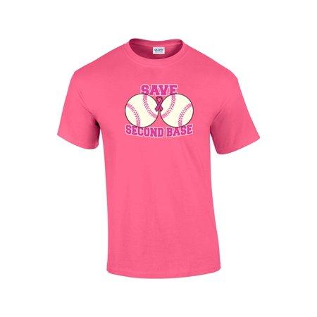 Cancer Awareness T-Shirt Save Second