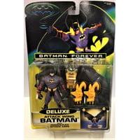Batman Forever Deluxe Attack Wing Batman Figure DC Kenner 1995