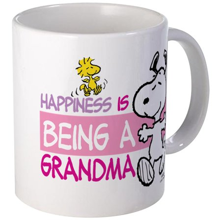 CafePress - Happiness Is Grandma Mug - Unique Coffee Mug, Coffee Cup CafePress