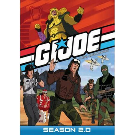 G.I. Joe Real American Hero: Season 2.0 (DVD) (Snl Joe Pesci Show With Real Joe Pesci)