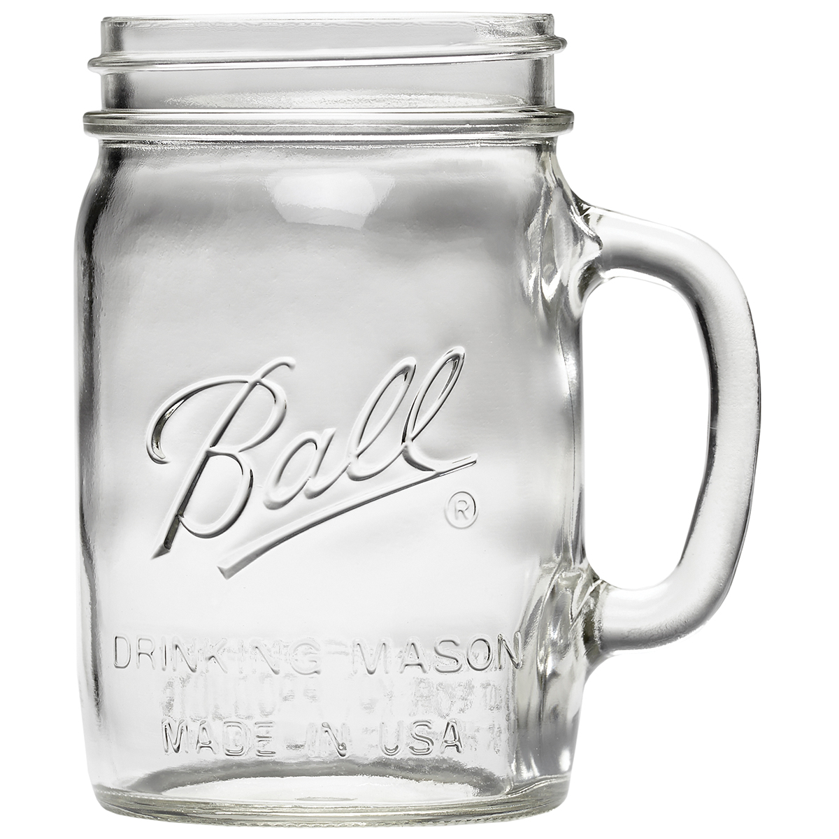 Ball Ball Wide Mouth Drinking Mug-24oz